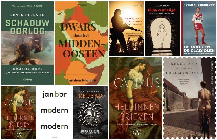 Nieuwe geschiedenisboeken (week 29/30) – 2019