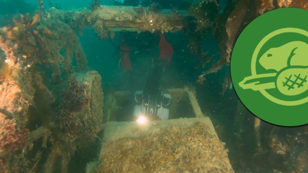 Onderwaterbeelden van ruim 170 jaar geleden gezonken HMS Terror