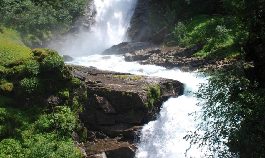 Krimmler Wasserfälle – De hoogste waterval van Europa