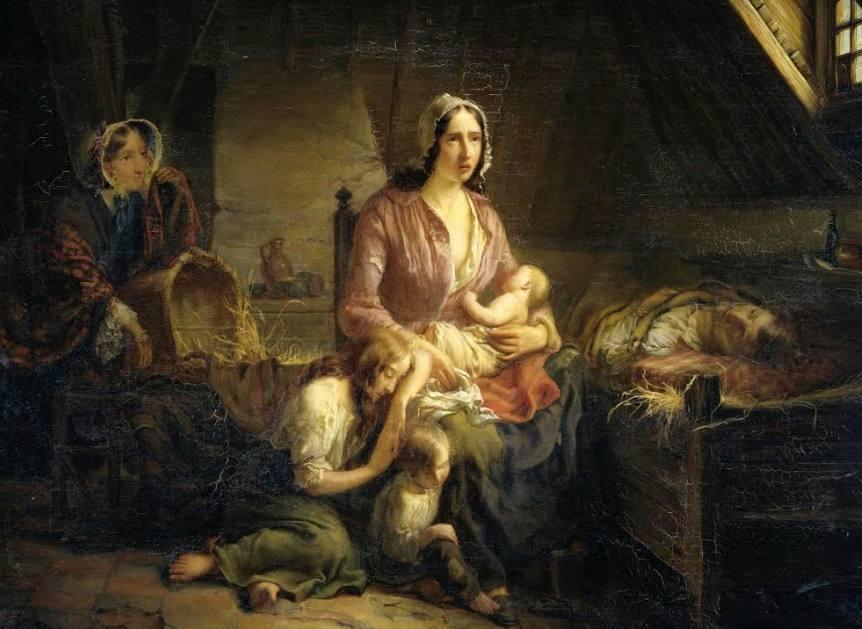 Hoorns Genootschap 'De Moederlijke Weldadigheid'