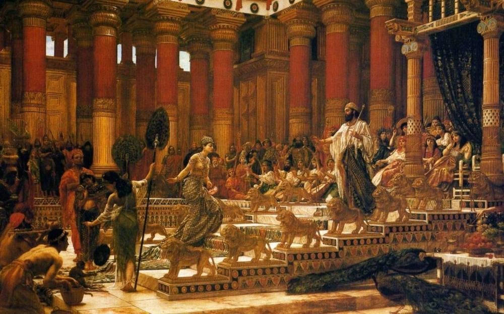 Israël – Het koninkrijk en de tempel van Salomo