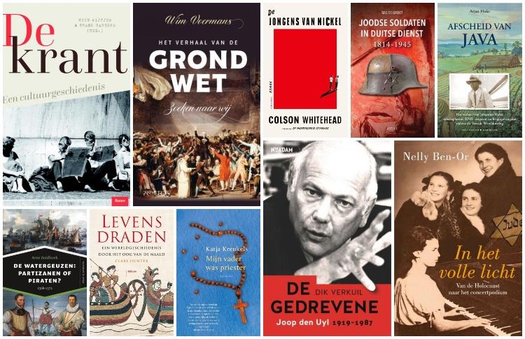 Nieuwe geschiedenisboeken (week 33/34) – 2019