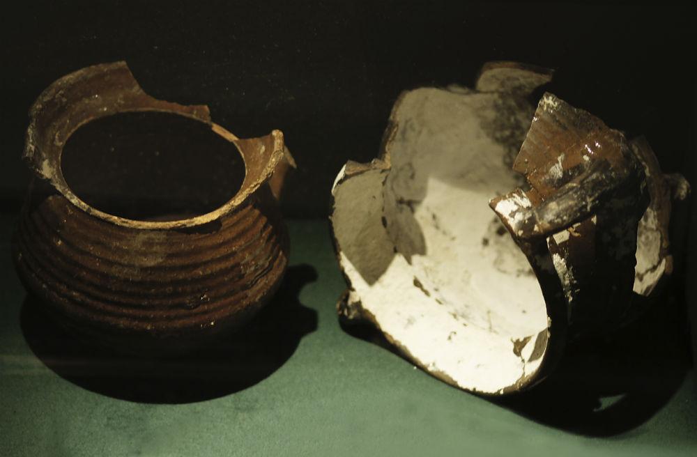 'Pot uit beerput werd door Rembrandt gebruikt'