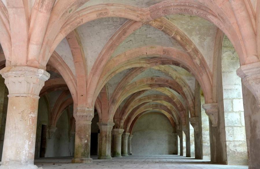 Scriptorium – Schrijfkamer in het klooster