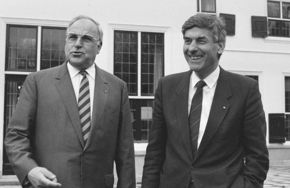 De buitenlandpolitiek van Helmut Kohl