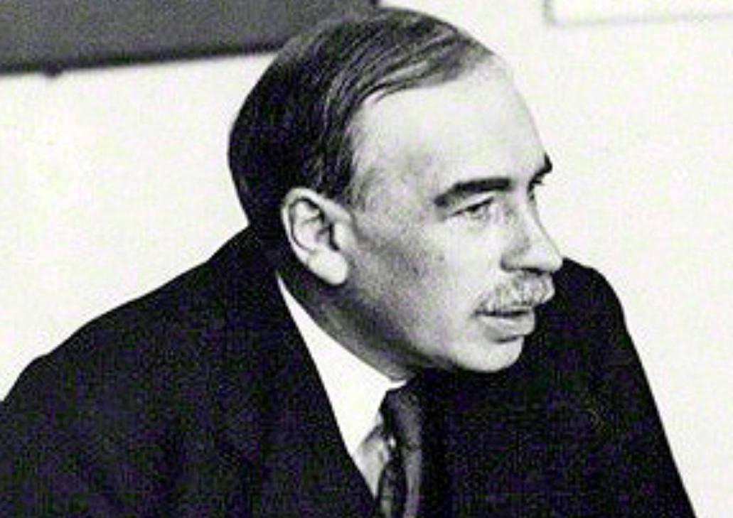 John Maynard Keynes (1883-1946) – Een korte biografie