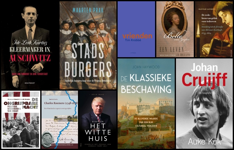 Nieuwe geschiedenisboeken (week 48) – 2019