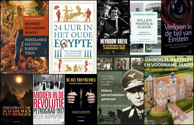 Nieuwe geschiedenisboeken (week 50) – 2019