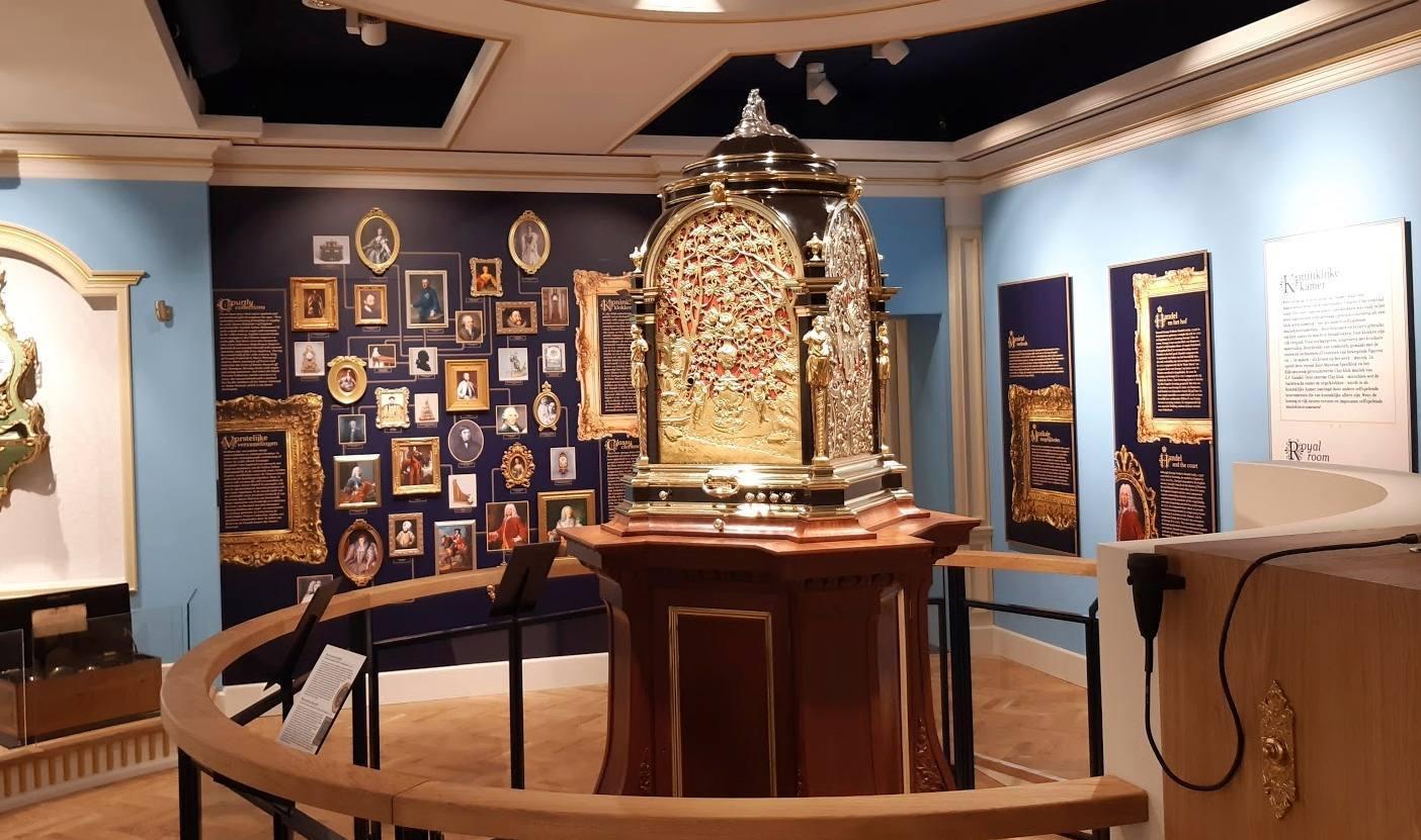 Clay klok – Een koninklijke orgelklok