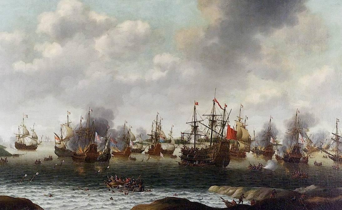 De Nederlandse Republiek als zeemogendheid