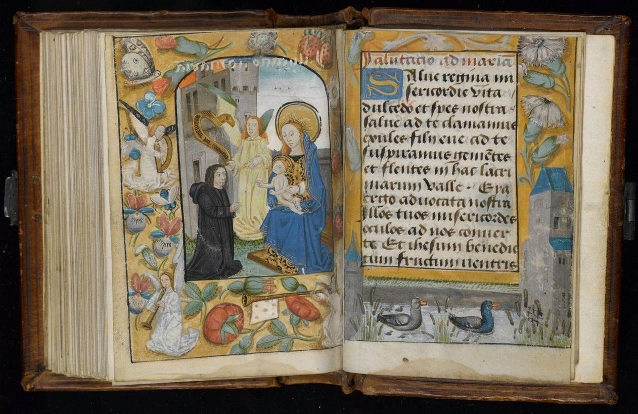 Allard Pierson verwerft manuscripten bibliotheek Pompejus Occo