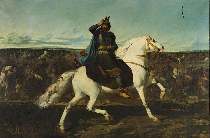 De Arabische Conquista van het Iberisch Schiereiland