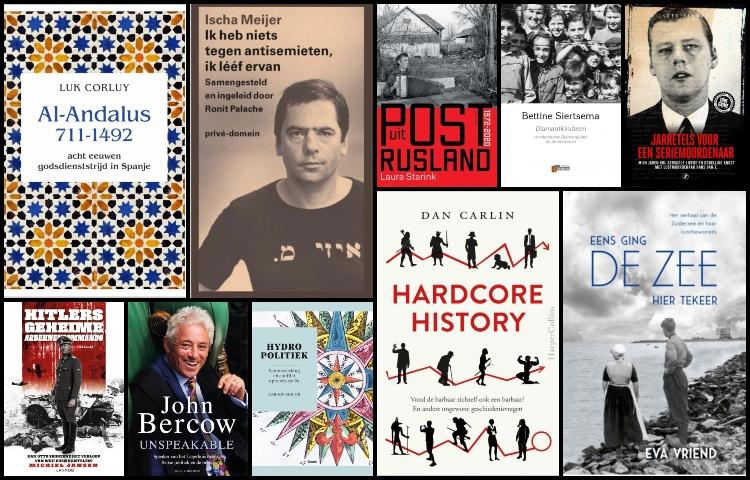 Nieuwe geschiedenisboeken (week 7) – 2020