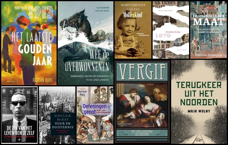 Nieuwe geschiedenisboeken (week 8) – 2020