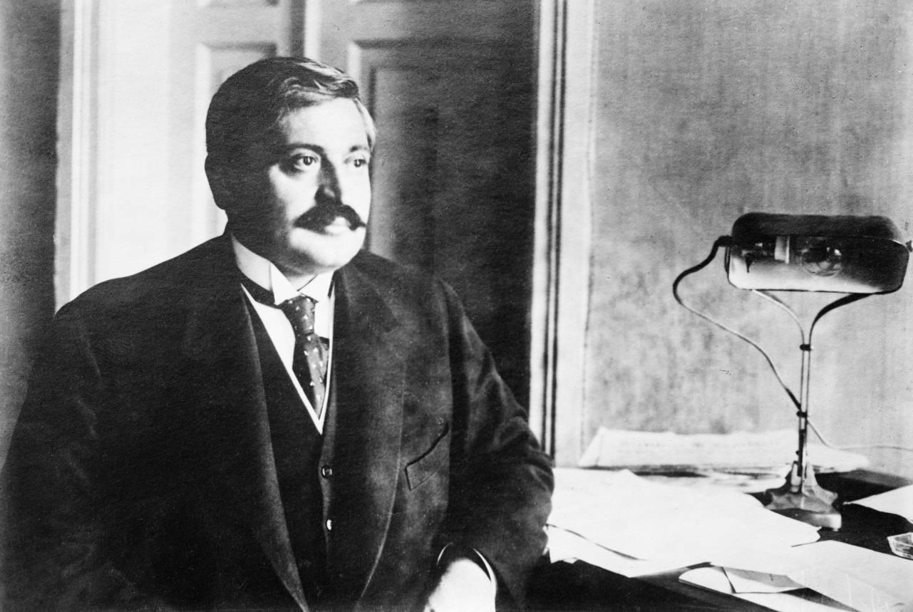 15 maart 1921: Talaat Pasja vermoord in Berlijn