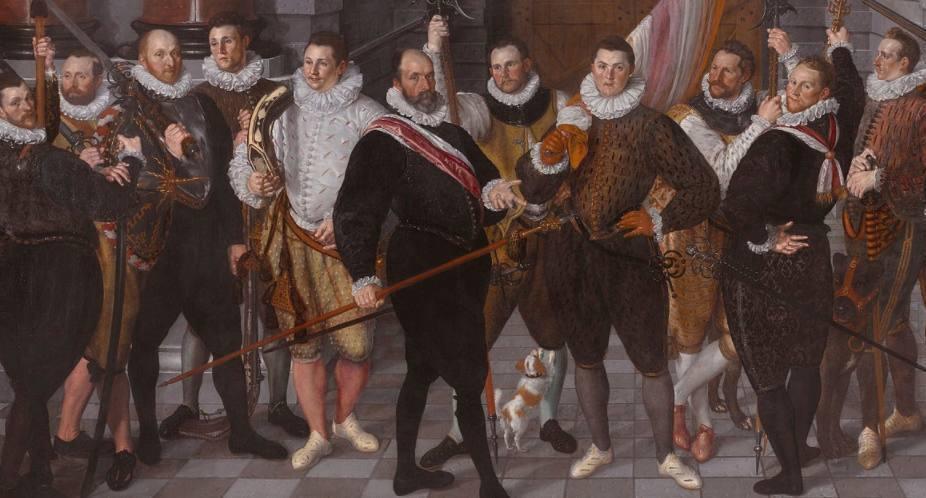Kleding in de zestiende eeuw (II) – Voor de man