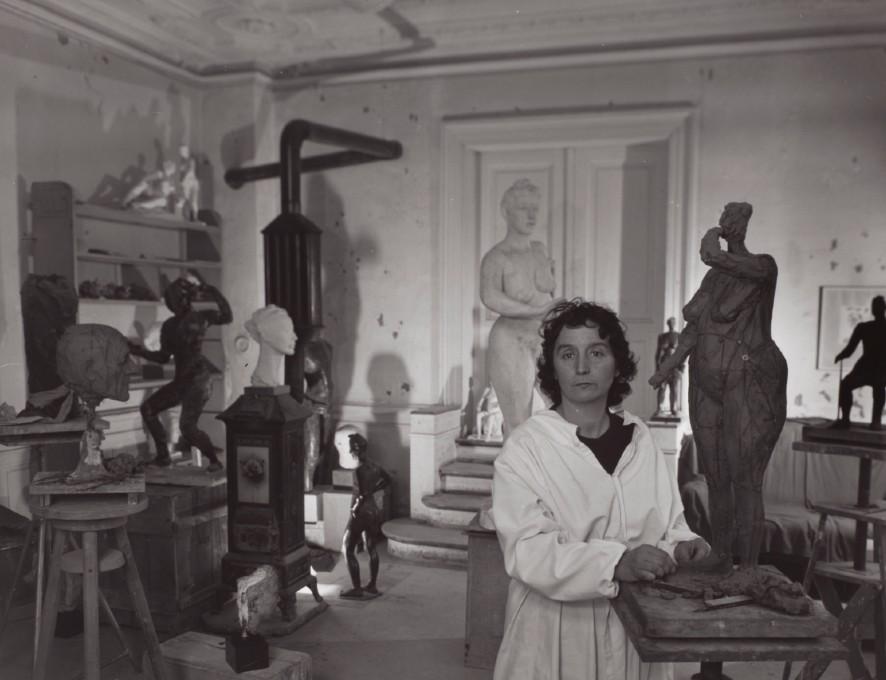 Germaine Richier – Franse beeldhouwster