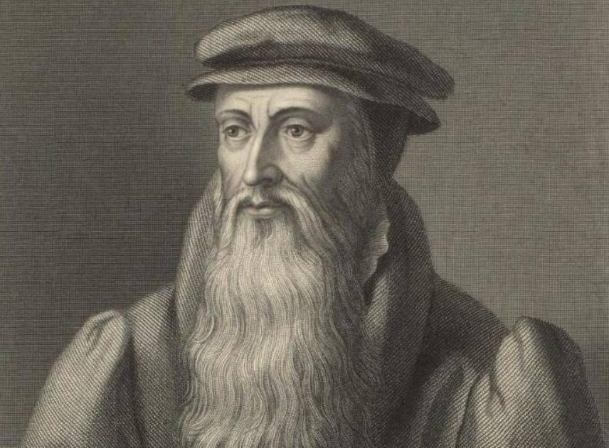 John Knox (ca.1514-1572) – Invloedrijke Schotse reformator