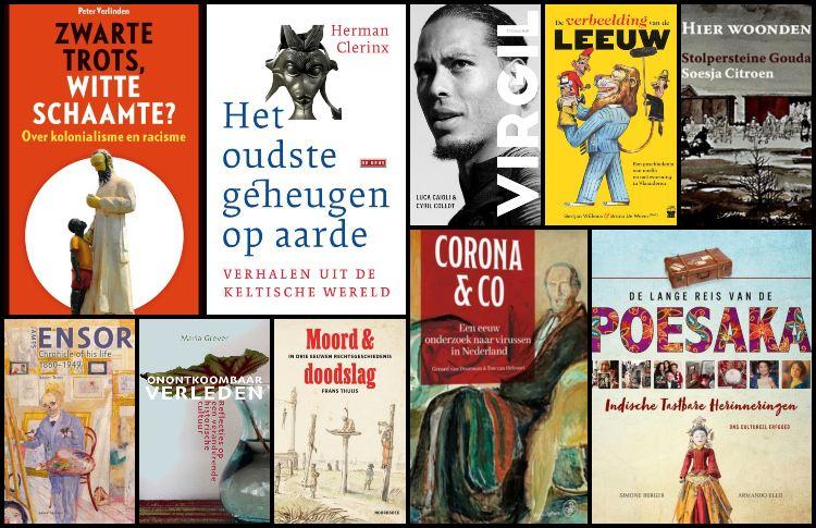 Nieuwe geschiedenisboeken (week 28) – 2020