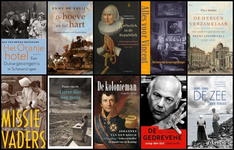De 10 beste geschiedenisboeken van het jaar