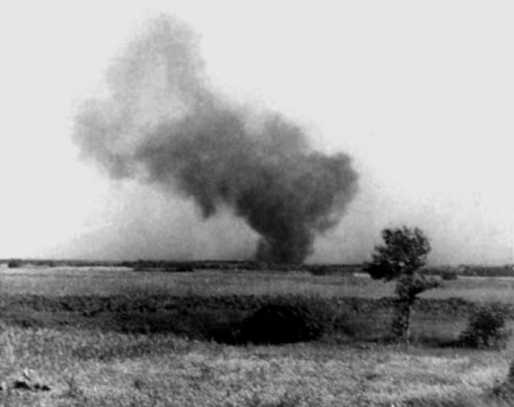 De opstand in Treblinka (1943)