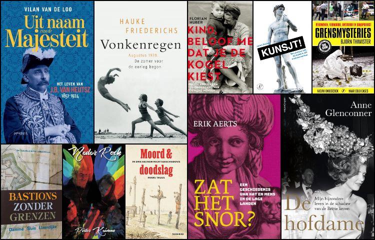 Nieuwe geschiedenisboeken (week 33/34) – 2020