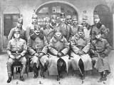 De ineenstorting van het Habsburgse 'breiwerk' (1918)