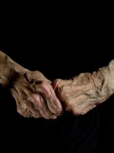 Her Hands by Alex Van Gelder