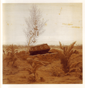Caspar David Friedrich, Burial
