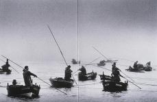 Sebastiao Salgado; Fishing, Galicia, Spain; 1988