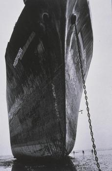 Sebastiao Salgado; Shipbreaking, Bangladesh; 1989