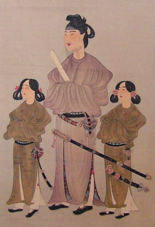 出典:唐本御影 - Wikipedia