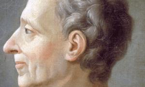 Montesquieu biography