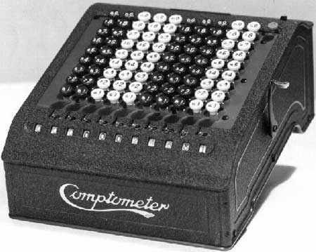 History Of Computers And Computing Mechanical Calculators