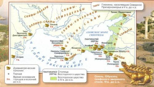 Leerboek op de geschiedenis van Rusland. Arsentev. Grade 1 deel. Neolithische revolutie