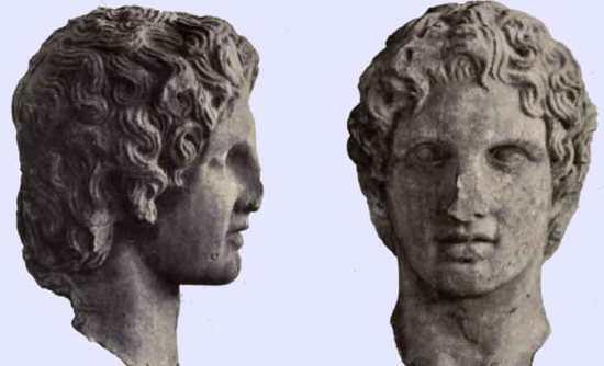Alexander's bust