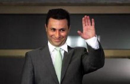 Gruevski @