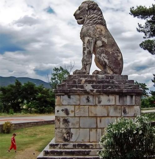 Amphipolis Lion