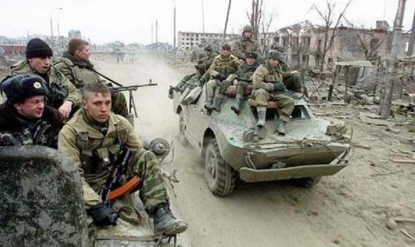 Число российских солдат погибших в чечне – Список погибших ...