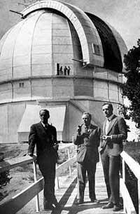 Who Was Edwin Hubble Cosmology Ideas