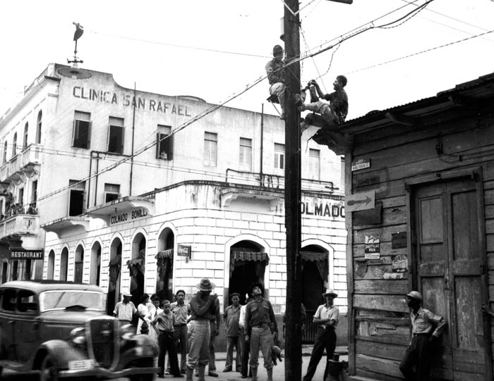 The U S Army In Puerto Rico Images From World War Ii U