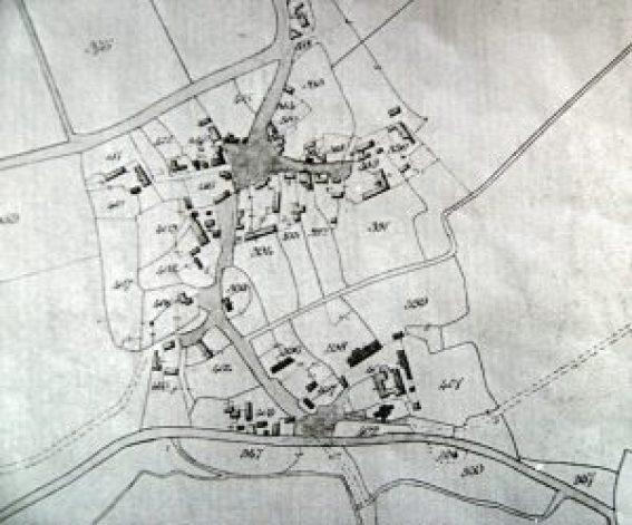 TITHE MAP 1847