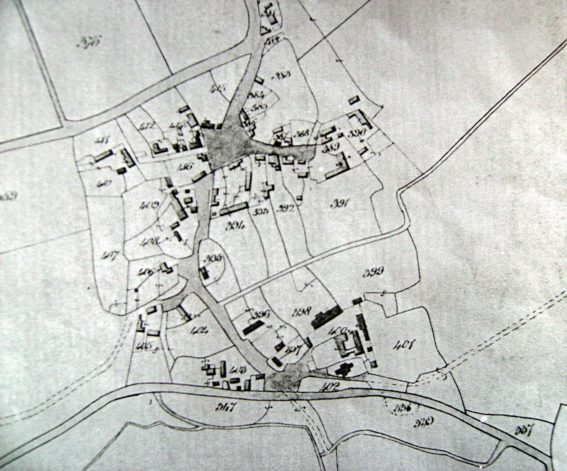 TITHE MAP 1847