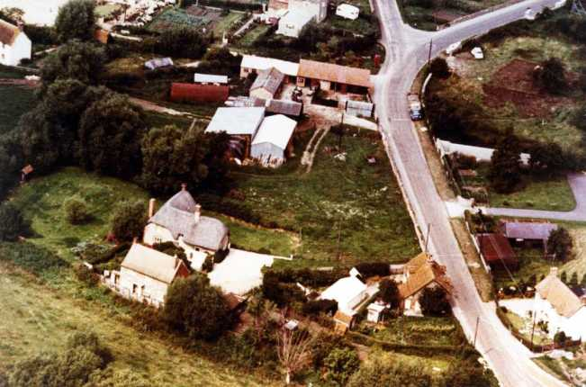 Barnfield, Brook Cottage, Byways 1963