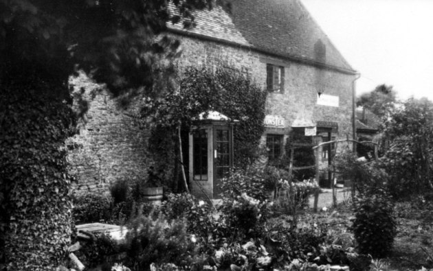 Post Office and Shop, Tilly Godfrey's. Amberley Cottage.