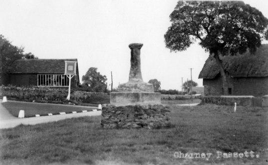 Village cross