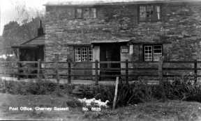 Brook Cottage (No 14) Post Office