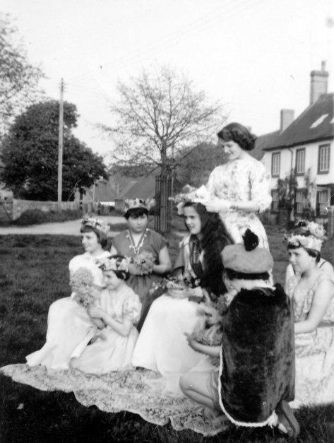 Mayday Celebrations 1956/7