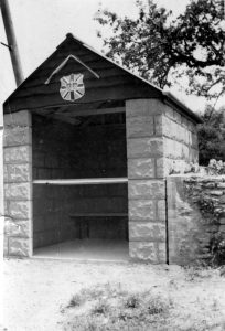 The Bus Shelter (Front) 1953