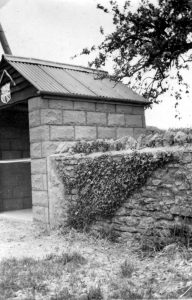 The Bus Shelter (Side) 1953